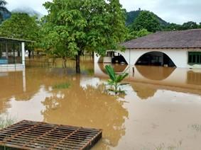 enchente ifes alegre 06 - Governo do Estado destina R$ 385 mil para instituições científicas atingidas pelas enchentes de 2020